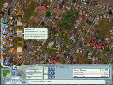 Sim City 4: Building A Region From The Ground Up Part 4