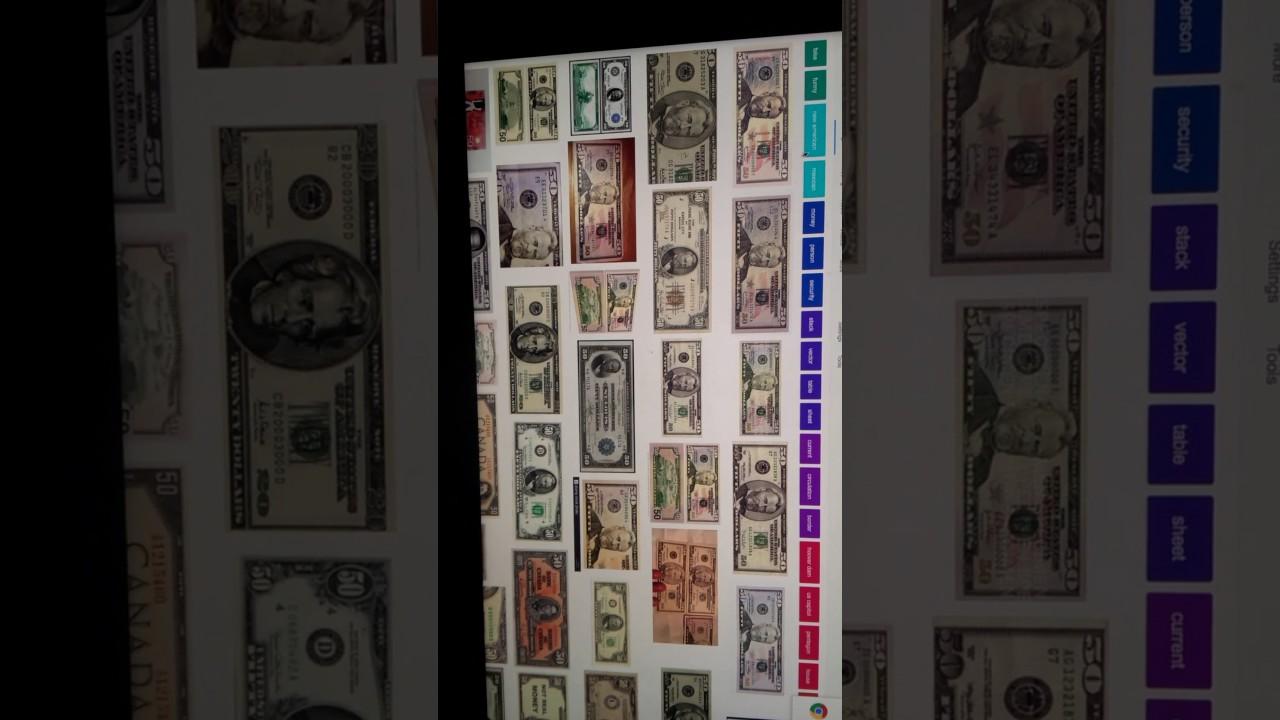 how to make fake dollar bill youtube