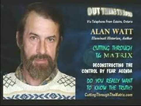 Alan Watt Interview - Out There TV - 1/4