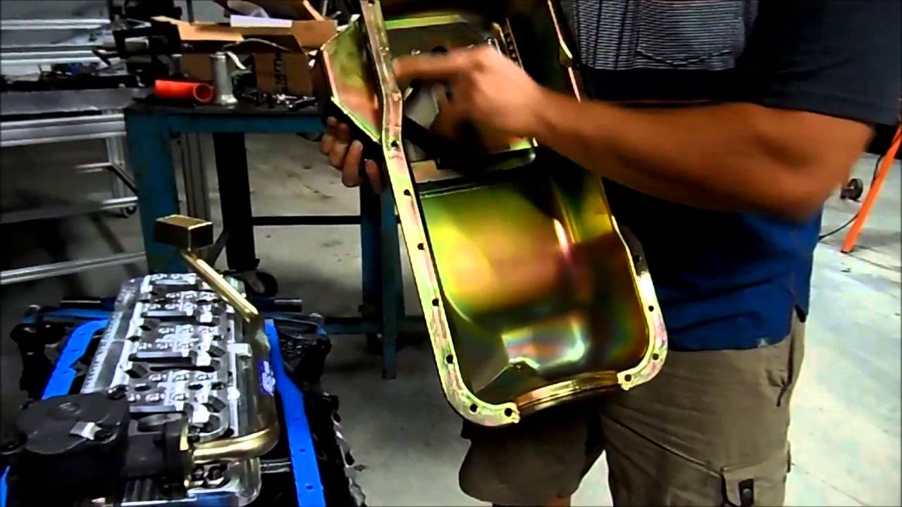 Canton 15-644 and 15-645 installation video - Street & Strip RR Oil Pan
