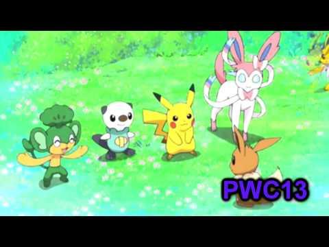 Pokemon AMV~Counting Stars