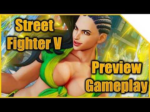 Street Fighter 5/V Vorschau | Preview | Gameplay - Rauf auf die Mütze!