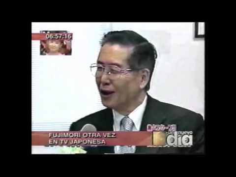 Fujimori reaparece en