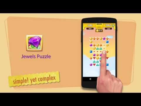 Jewels Puzzle HD
