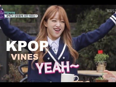 Kpop Girl Groups Vines #1