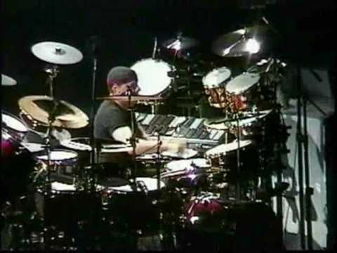 Rush - The Rhythm Method (Drum Solo) 10-13-2002