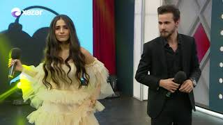 Nihat Melik  \u0026 Aila Rai - Gitme Seviyorum (XEZER TV 5 de 5)