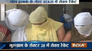 Sex Racket Busted in Gurugram, 12 Arrested
