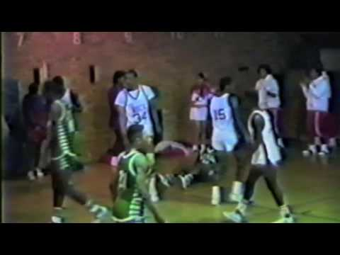 Far Rockaway HS vs Jackson HS Basketball (Jan. 27, 1988)