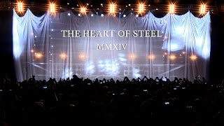 Download MANOWAR - The Heart of Steel MMXIV - OFFICIAL VIDEO Mp3 and Videos