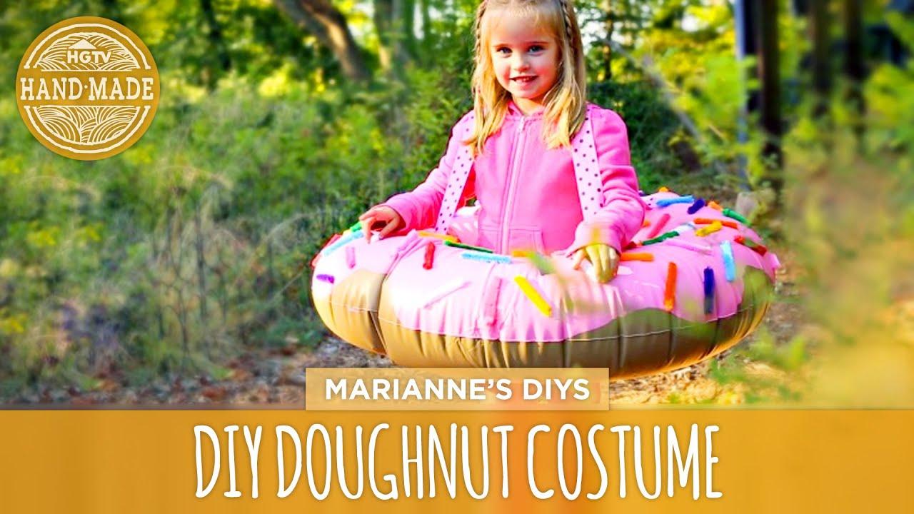 Diy Birthday Cake Costume