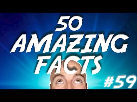 50 Shades Of Facts: Blow Your Mind Up!