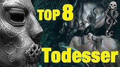 TOP 8 der GEFÄHRLICHSTEN TODESSER 💀