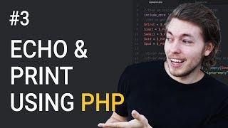 3: Output In Browser Using PHP   PHP Tutorial   Learn PHP Programming   PHP for Beginners