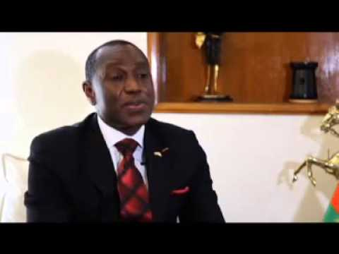 H.E. Mr. Idriss Raoua OUEDRAOGO, Ambassador of Burkina Faso to India