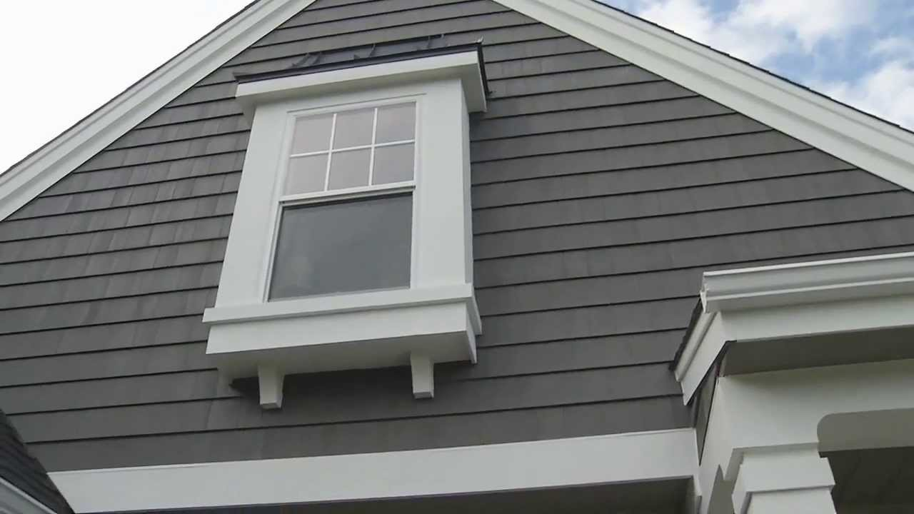 Nichiha fiber siding new home building today youtube for Nichiha siding price