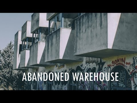 EXPLORING AN OLD ABANDONED WAREHOUSE (OUT OF THESSALONIKI)