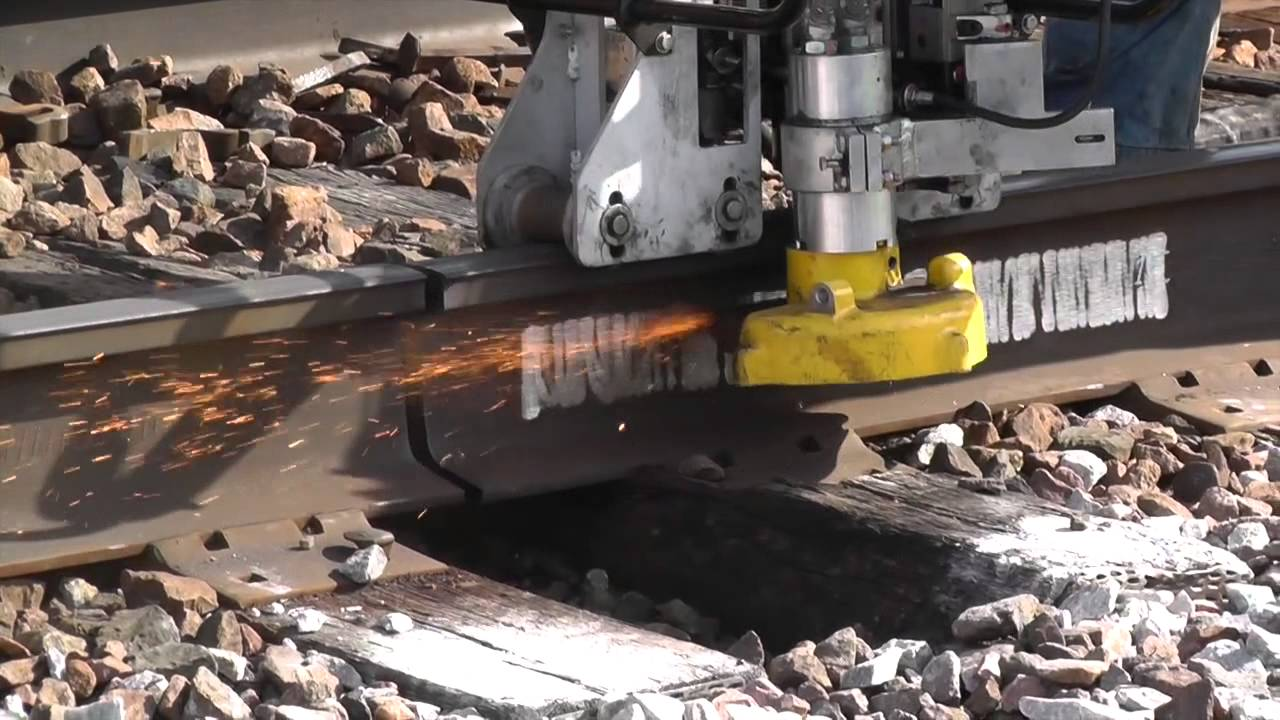 Rail Destressing