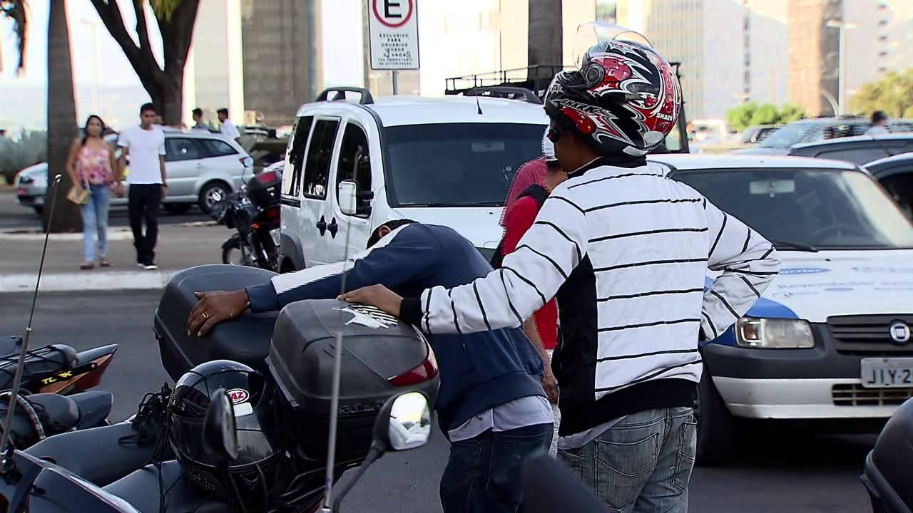 Motoboys E Mototaxistas Já Contam Com Adicional De