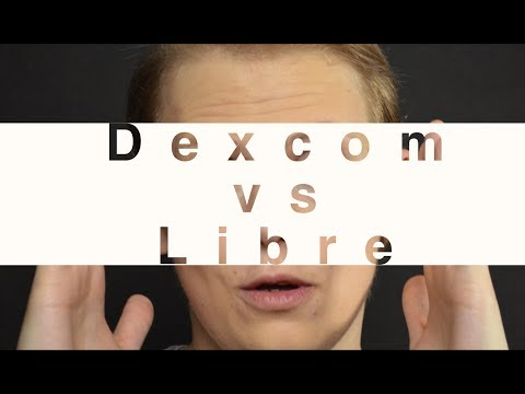 Про диабет, инсулин, Dexcom и Libre