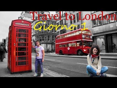 Travel to London - Day One - Hamleys, Negozio degli M&M's e Piccadilly