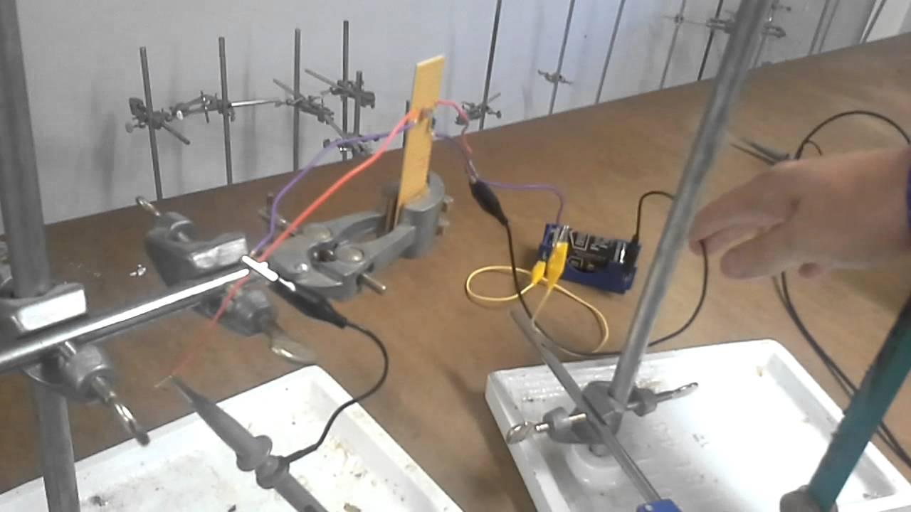 Using a Light Gate - A level Physics - YouTube for Light Gate Physics  575lpg
