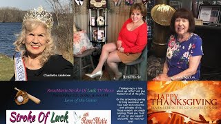 Love of the Game - November 22, 2020, 9:00 AM-ReneMarie Stroke Of Luck TV Show