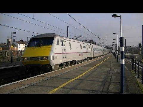 Grantham Station 18/02/2013