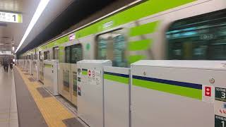【都営交通】10-300形地下鉄新宿線馬喰横山駅発車