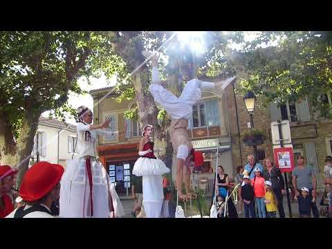 Parade cirque