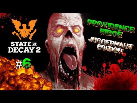State of Decay 2 Juggernaut Edition #6 Modo DIFÍCIL Base aserradero - GAMEPLAY Español - 동영상