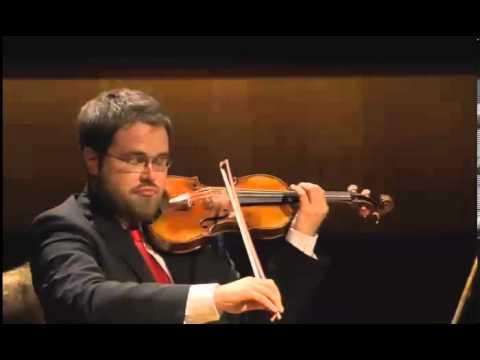 Sibelius Danse Champetre No.1, Op.106 - Petteri Iivonen & Jonas Vitaud