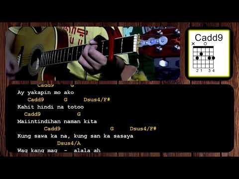 Oks Lang Ako by Jroa | Acoustic | Guitar Chords | Tutorial