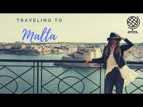 My awesome Malta Trip - Ταξίδι στη Μάλτα 2018