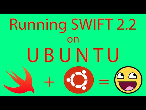 Virtual Machines, Linux & Swift Compiler: Running the Swift Compiler on Ubuntu 16.04!