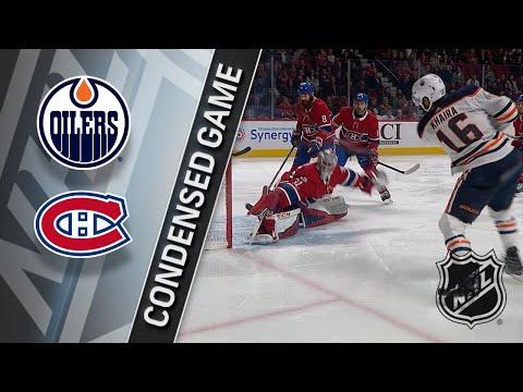 12/09/17 Condensed Game: Oilers @ Canadiens
