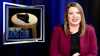 Shelby Lions Club Comedy Night