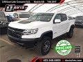 2018 Chevrolet Colorado ZR2 | Davis Chevrolet | Airdrie AB