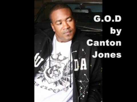 G.O.D by Canton Jones (LYRICS IN THE DESCRIPTION)