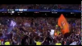 Барселона - Бавария 3:0 гол Неймара(6, 05, 2015., 2015-05-06T20:41:39.000Z)