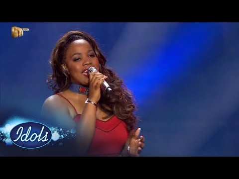 Top 6 Reveal: Faith shuts it down | Idols SA Season 13