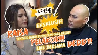Video Raisa ngomongin haters & PELAKOR!!! Live bareng Deddy Corbuzier di #UCelebTalk download MP3, 3GP, MP4, WEBM, AVI, FLV Maret 2018