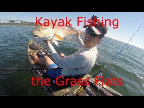 My Biggest Kayak Fish Ever - Gulf Coast Angling Episode 2
