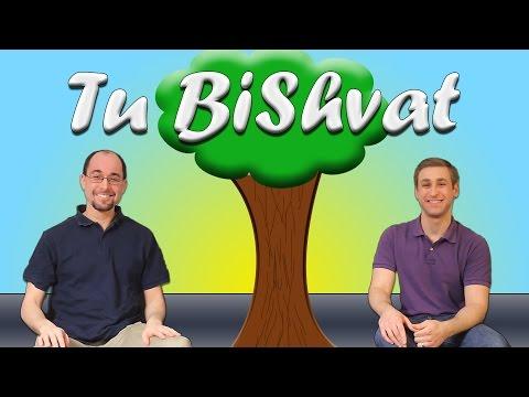 Jewish Music Toronto does Hashkediyah Porachat/Tu BiShvat Higia - Yisrael Dushman