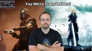 News Wave! - Destiny 2 Micro Transactions And Final Fantasy Fan Theories Get Ruined!