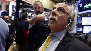 The Face of Wall Street Panic