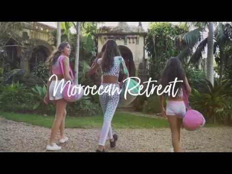 Moroccan Retreat Active Collection