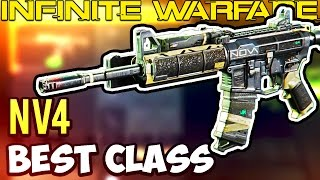 NV4 BEST Class Setup - Infinite Warfare BEST AR!? - NV4 Custom Class Setup (IW Multiplayer)