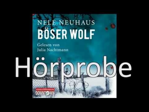 Böser Wolf YouTube Hörbuch Trailer auf Deutsch