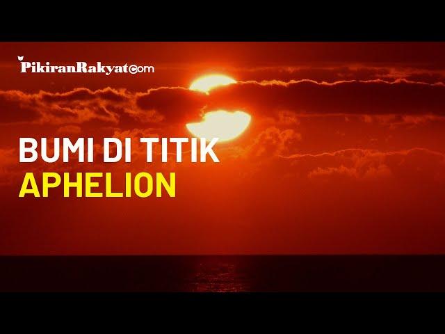 Besok Bumi Ada di Titik Aphelion, Suhu Dingin akan Terjadi di Jawa, Bali, dan Nusa Tenggara